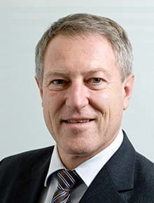 Portrait Urs Berger