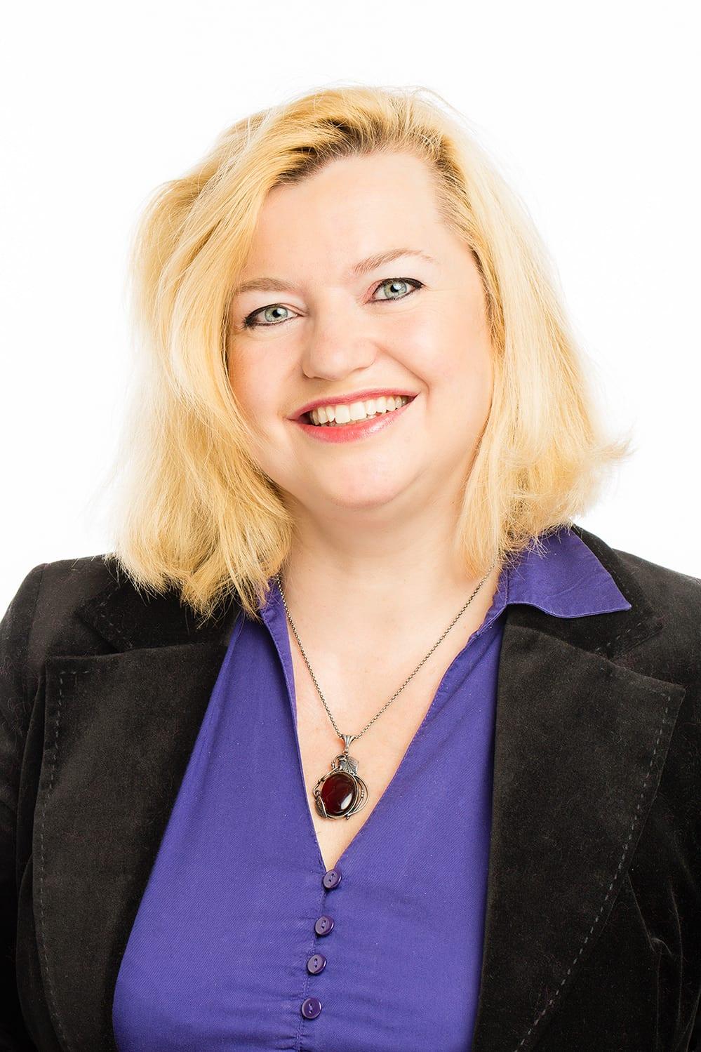 Franziska Berger, Pensionskassen-Expertin SKPE