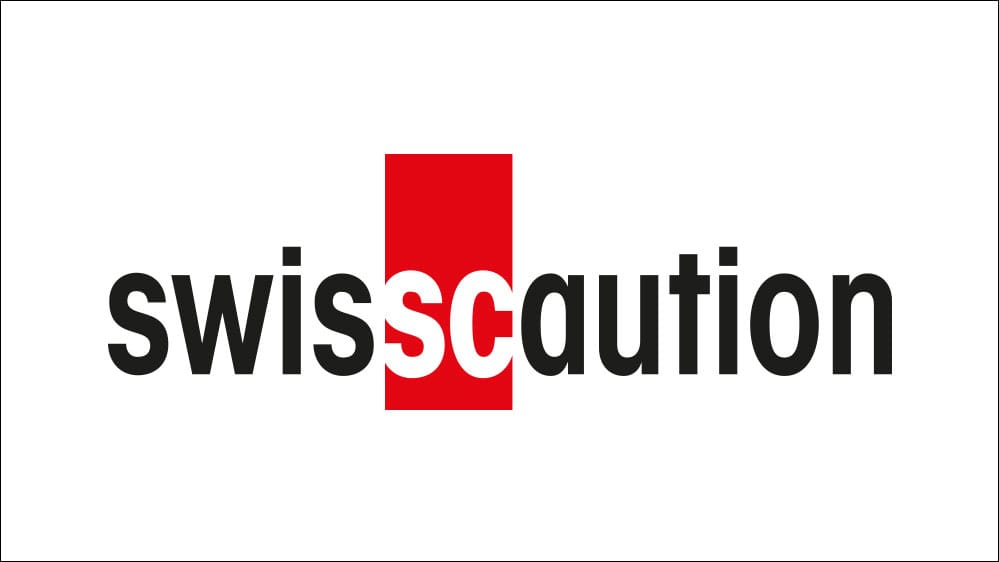 swisscaution logo