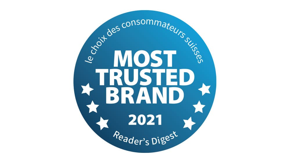 Most Trusted Brand Award 2021