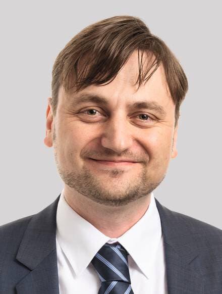 Portrait Heinz Inderbitzin