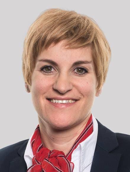 Monika Hess-Leuenberger