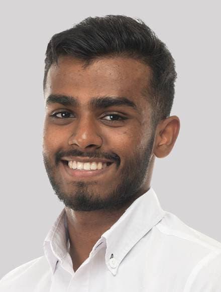 Kieran Krishnapillai