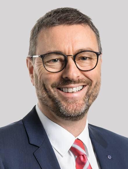 Christoph Blum,  lic. iur.